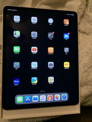 iPad Pro 12.9 (3rd Gen) Cellular/WiFi for Sale in Lewisville, TX