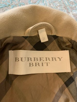 burberry cashmere coat for Sale in Houston, TX