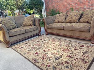 Sofa and Loveseat for Sale in Plano, TX