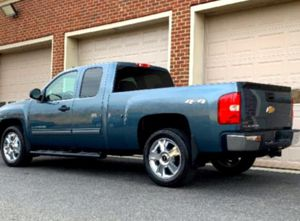 '12 Silverado Leather cheap for Sale in Sidney, ME