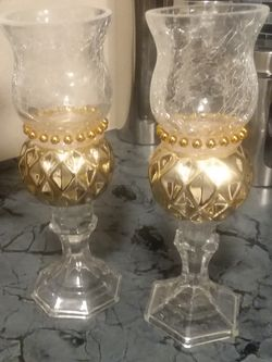 Handmade Candle holders for Sale in Peoria,  IL