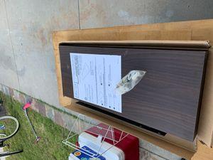 Allen + Roth hidden bracket hanging wooden shelf for Sale in Long Beach, CA