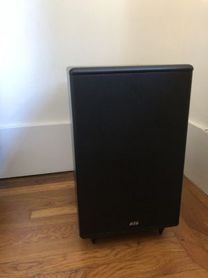 HSU research STF-1 subwoofer for audiophiles -MSRP $360 for Sale in San Francisco, CA