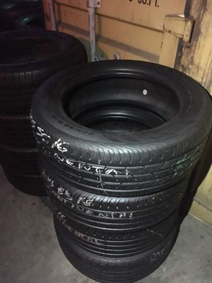 SET semi new Continental 205/55/16 for Sale in Cypress, CA