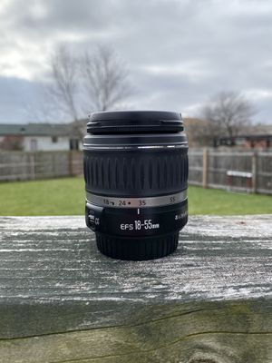 Canon EFS 18-55mm Lens for Sale in Portage, IN