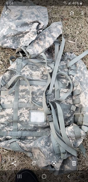 Military backpack for Sale in Niles, IL