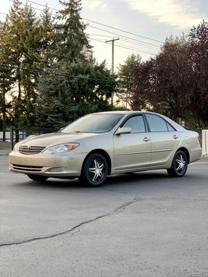 2002 Toyota Camry for Sale in Lakewood, WA