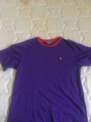 Teddy Fresh H3H3 Purple & Red shirt Size Large for Sale in San Diego, CA