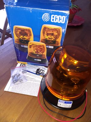 ECCO® - 5800 Series Rotating Beacon Light for Sale in Fennville, MI