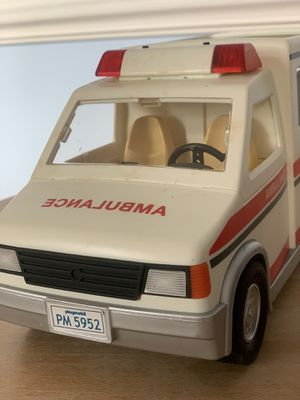 Playmobile Ambulance and Tonka 🔥 Fire Truck for Sale in Norfolk, VA