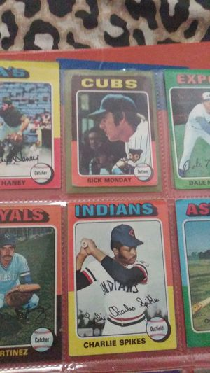1975 topps baseball cards for Sale in Concord, CA