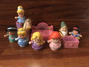Princess Little People for Sale in Union City, CA