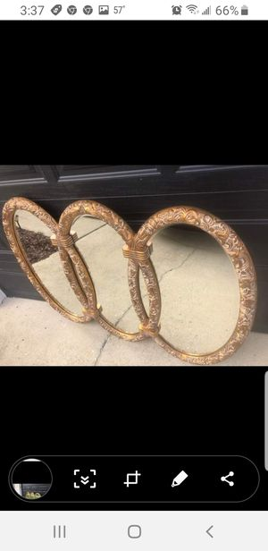 Beautiful large unique wall mirror for Sale in Virginia Beach, VA