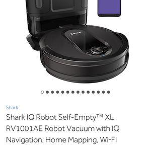Shark IQ XL Robot for Sale in Monroe, NC