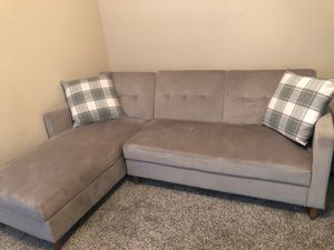 Stigall Reversible Sleeper Sectional for Sale in Plantation, FL