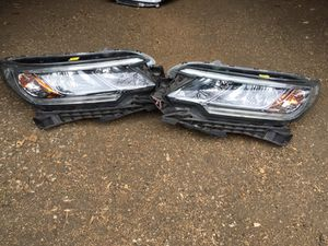 2015-2016 CRV pair of headlights for Sale in Dallas, TX