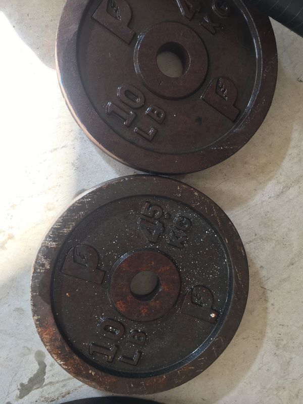 Olympic Weights