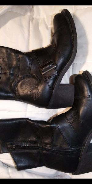 Vintage Harley Davidson Leather Riding boots for Sale in Levittown, PA