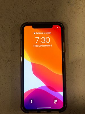 AT&T iPhone X for Sale in Sewell, NJ