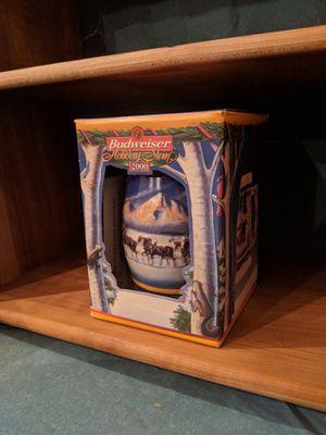 Budweiser Holiday Stein for Sale in Kalkaska, MI