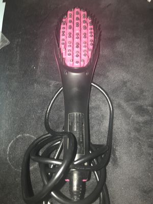 Hair straightener brush for Sale in Richmond, CA
