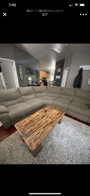 Sectional couch for Sale in Gig Harbor, WA