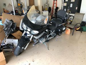2004 BMW MOTORCYCLE 1170CC LESS THAN 12,000 MILES!! 3300.00 for Sale in Wahneta, FL