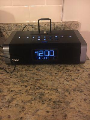 iPhone Alarm/Radio Docking Station for Sale in Alexandria, VA