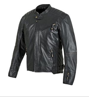Men's extra large leather motorcycle jacket for Sale in BRECKNRDG HLS, MO