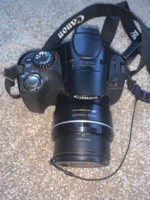 Canon camera for Sale in North Richland Hills, TX