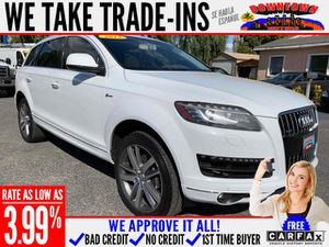 2013 Audi Q7 for Sale in San Bernardino, CA