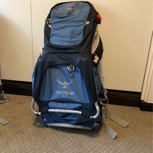 Osprey Poco AG Plus - Blue for Sale in Seattle, WA