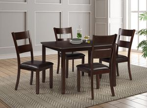 Five Piece Dining Table Set Brand New for Sale in Houston, TX