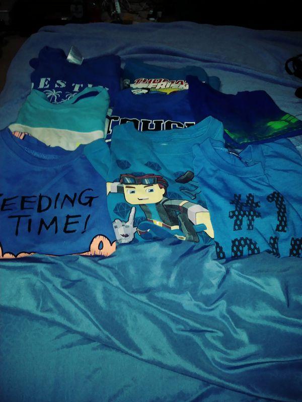 boys 4t shirts