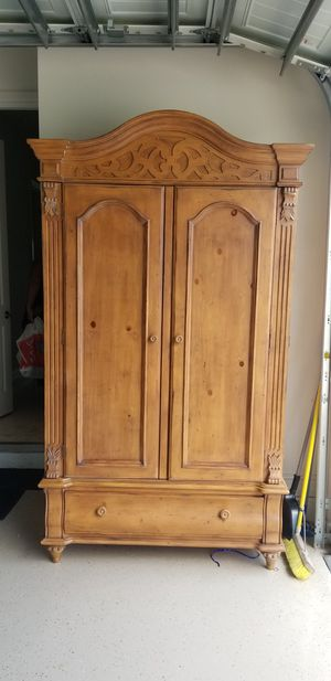 Armoire Storage Cabinet LANE for Sale in Naples, FL