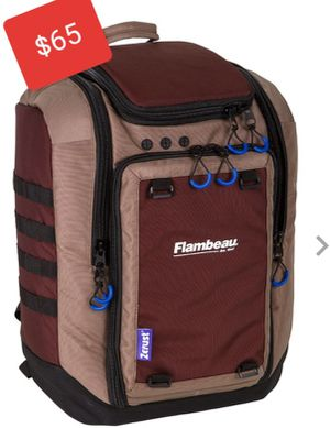 Flambeau Portage Tackle Backpack for Sale in Glendale, AZ