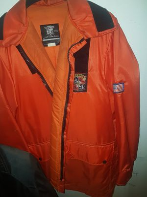 Stearns Hunter Fj-55 Flotation Coat Jacket Adult for Sale in Boca Raton, FL
