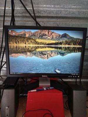 Dell Vostro I3 Desktop with Dell 22 inch monitor for Sale in Virginia Beach, VA