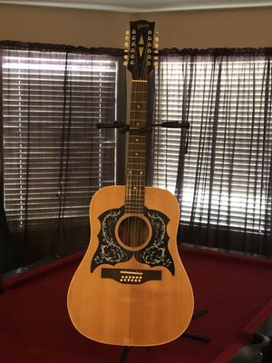 1967 Lefty Gibson B 45 12 String Studio Ready Amazing Sound Come play it for Sale in Gilbert, AZ