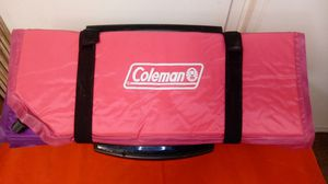 Coleman auto inflate sleeping pad for Sale in Glendale, AZ