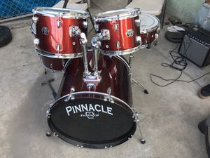 Ludwig Pinnacle 5 Piece Shell Kit for Sale in Los Angeles, CA