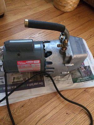 "Used, Dayton 9K628 Rotary Vacuum Pump 1/2"" Port 115 VAC 7 Amp 1/3 HP Motor for Sale for sale  Paramus, NJ"