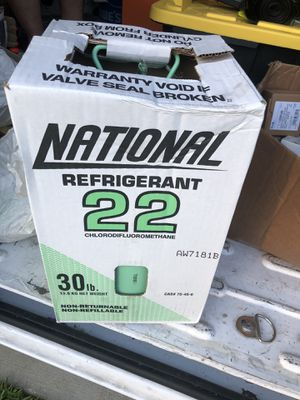 R22 Freon for Sale in Houston, TX