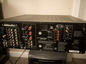 Onkyo AC Receiver TX-DS575 for Sale in Manteca, CA