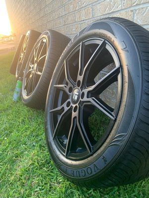 Rims and tires for Sale in Killeen, TX