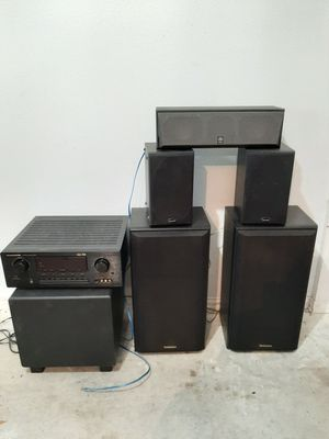 Full surround system for Sale in Alba, TX