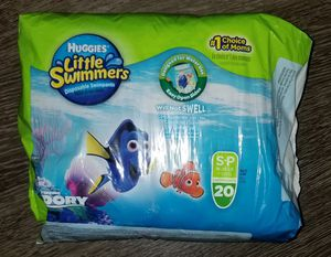 Huggies little swimmers (S) for Sale in Austin, TX
