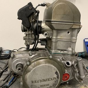 2004 CRF450f Engine Carb And Exhaust And Intake for Sale in Puyallup, WA
