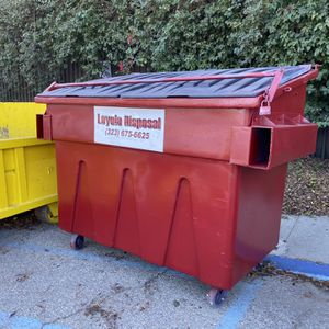 Trash Bin Dumpster waste Container for Sale in Los Angeles, CA