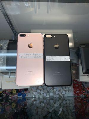 iPhone 7 Plus unlocked 32 GB for Sale in Dearborn, MI